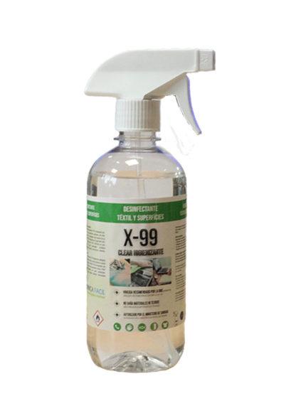 Limpiador multiusus desinfectante Quimica Fácil