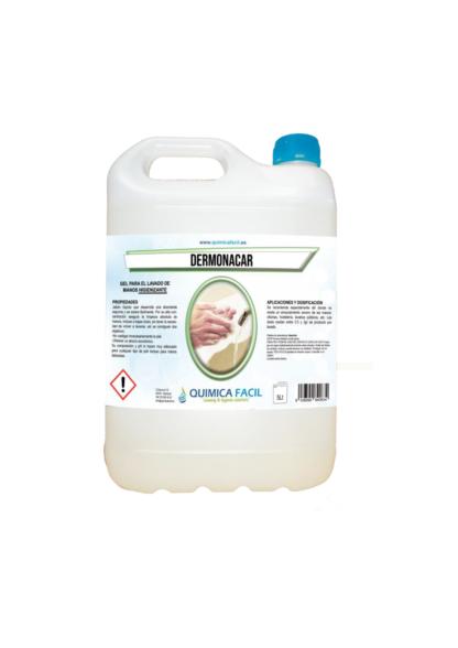 Jabón de manos Demonacar QUIMICAFACIL 5 Litros
